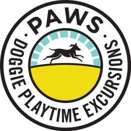 Paws Dog Camp Off Leash Dog Walking Logo